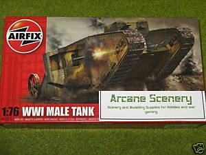 male tank