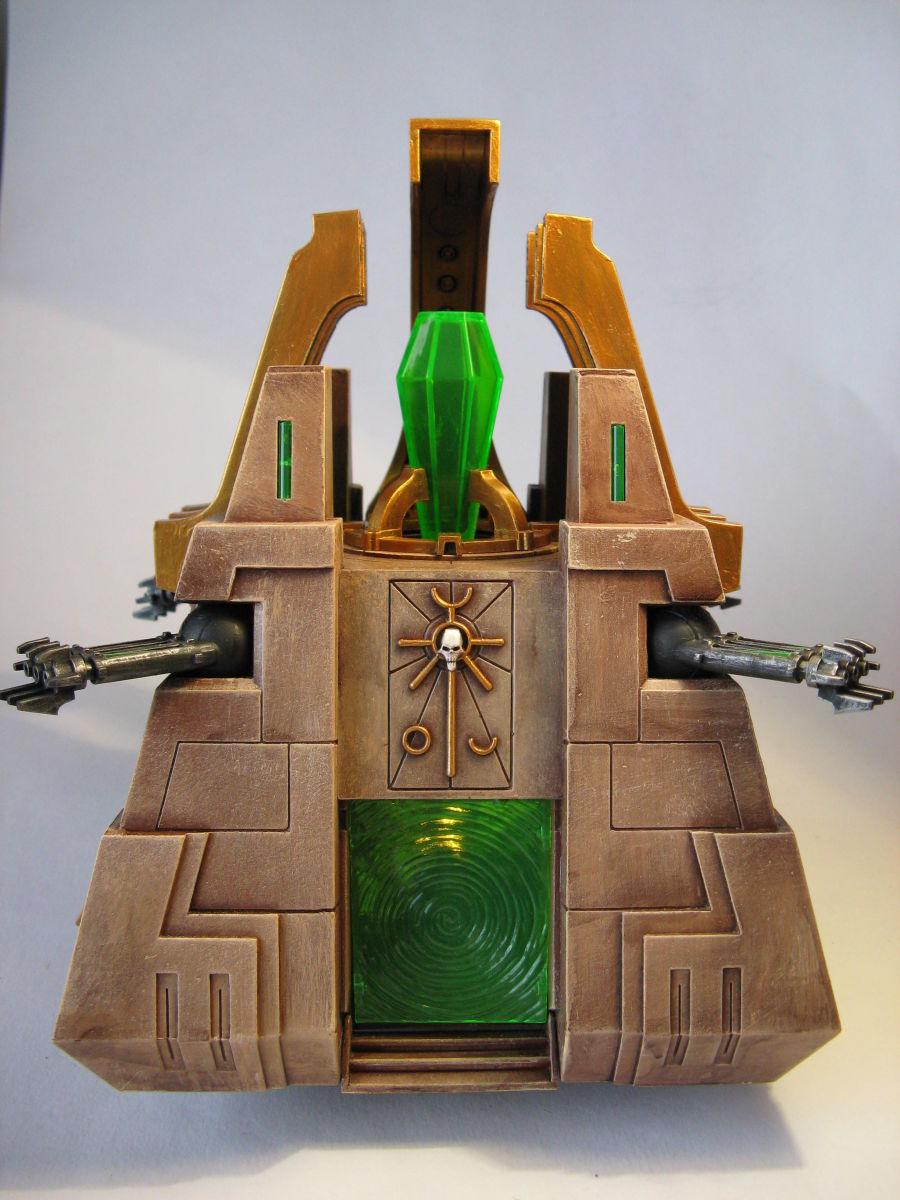 The unbeatable Monolith