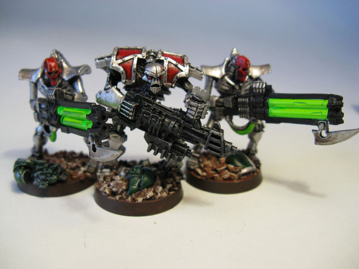 Run, Run, theres a Nasty Ork in a big bad truck.......