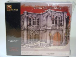 Gothic buildings 008