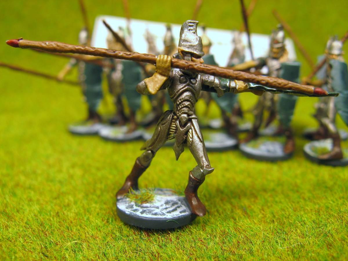 Kings of War Elves
