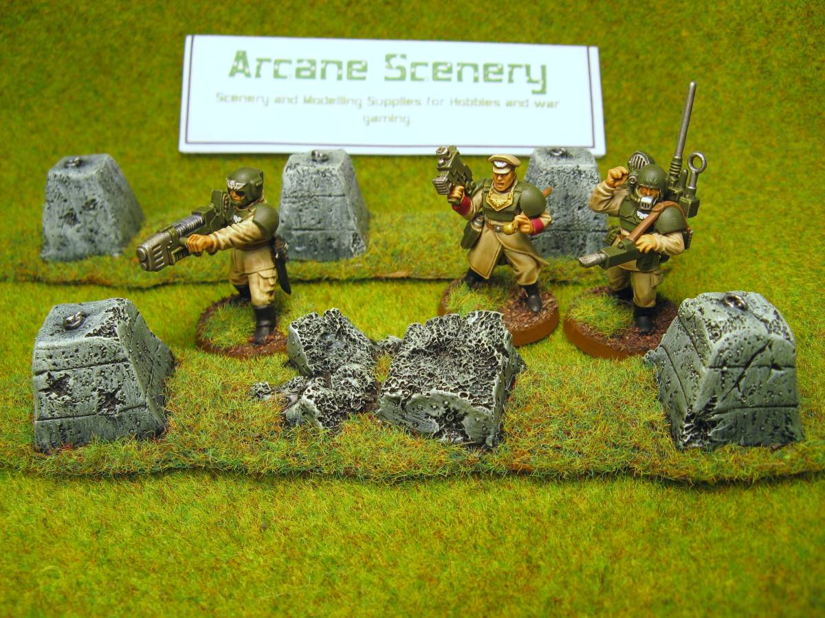 New from Arcane Scenery!