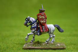 Trent Miniatures KING JOHN NC05 28mm Wargames