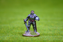 Trent Miniatures SIR JOHN SAVAGE NC09 28mm Wargames