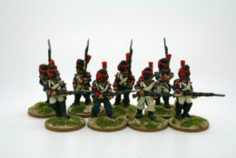 Trent Miniatures FRENCH CONSULAR GARDE GRENADIERS FCG01
