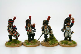 Trent Miniatures FRENCH CONSULAR GRENADIERS CMD FCG02