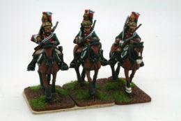 Trent Miniatures FRENCH DRAGOONS FC01
