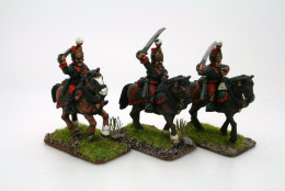 Trent Miniatures BC01 HOMPESCH MOUNTED RIFLES 28mm