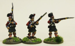Trent Miniatures Ir98/05 HIGHLAND FENCIBLES Pack of 6 Figures