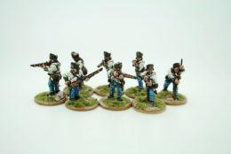 Trent Miniatures HUNGARIAN INFANTRY FIRING AH96/11 28mm