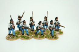 Trent Miniatures HUNGARIAN INFANTRY MARCHING AH96/12