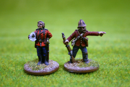 Trent Miniatures GONVILLE BROMHEAD NC06 28mm Wargames