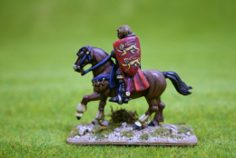 Trent Miniatures KING JOHN NC10 28mm Wargames