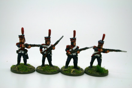 Trent Miniatures POLISH LGN ELITES Cisalpine Rep. POL02