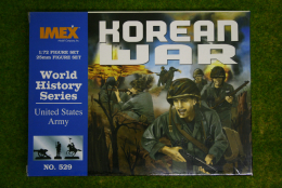 U.S. Army Korean War 1/72 Imex Wargames 529