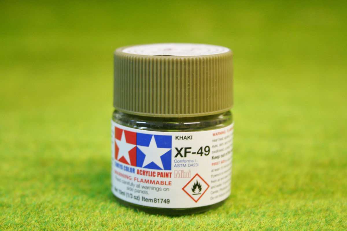 Water Soluble Acrylic Paints