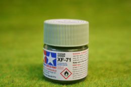 Tamiya Color COCKPIT GREEN (IJN) Acrylic Mini Paint XF71 10mls