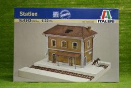 STATION 1/72 Diorama terrain, Italeri 6162