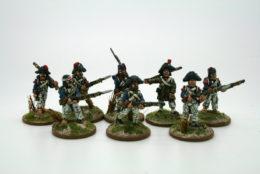 Trent Miniatures FRENCH LIGNE 'SCRUFFY' FLi04 28mm