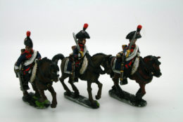 Trent Miniatures FRENCH CAVALRY pack of three FC04