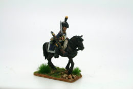 Trent Miniatures FRENCH 8TH CAVALRY PACK of THREE Figures FC05
