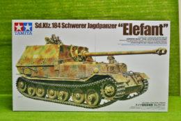 Tamiya ELEFANT SdKfz 184 Schwerer Jagdpanzer 1/35 Scale Kit 35325