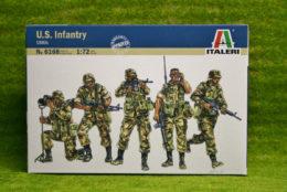 U.S. Infantry 90's 1/72 Scale Italeri 6168