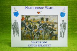 Dutch Infantry Waterloo 1/32 Scale Call To Arms ct 31
