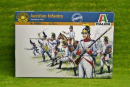 Austrian Infantry 1/72 Italeri Napoleonic set 6005
