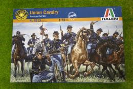 Union Cavalry ACW 1/72 Italeri 6013 set