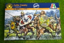Celtic Cavalry  1/72 Italeri 6029 Historical Wargames