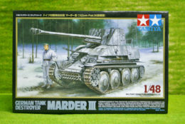 Tamiya GERMAN MARDER III  1/48 Scale kit 60