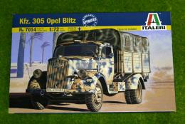 Kfz. 305 Opel Blitz truck 1/72  Italeri Kit 7014