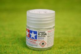 Tamiya Color ACRYLIC THINNER Acrylic Mini Paint X20A 10mls