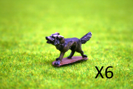 DeeZee Miniatures DIRE WOLVES DZ09 28mm Wargames