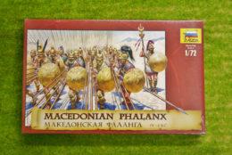 Macedonian PHALANX 1/72 Zvezda Historical Wargames 8019