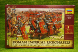ROMAN IMPERIAL LEGIONARIES 1/72 Zvezda 8043 wargames