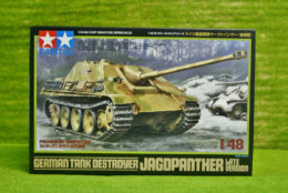 Tamiya GERMAN JAGDPANTHER late version 1/48 kit 32522