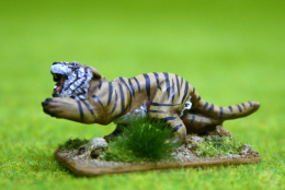 TIGRESS DeeZee Miniatures DZ25 28mm Wargames