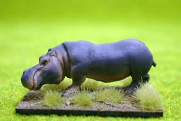 DeeZee Miniatures HIPPO DZ24 28mm Wargames
