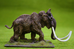 MAMMOTH (WALKING) DeeZee Miniatures DZ4 28mm Wargames