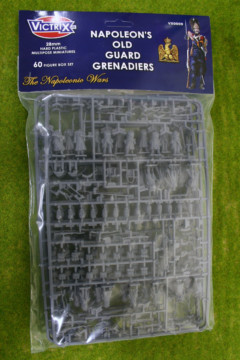 Victrix NAPOLEONS OLD GUARD GRENADIERS 28mm Napoleonic set – VX0009