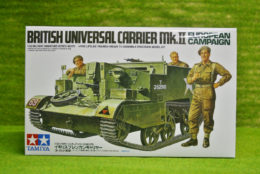 Tamiya BRITISH UNIVERSAL CARRIER MKII 1/35 Scale Kit 35175