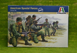American Special Forces Vietnam 1/72 Scale Italeri 6078