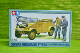 Tamiya GERMAN KUBELWAGEN TYPE 82 1/48 Scale Kit 32501