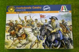 Confederate Cavalry ACW 1/72 Italeri 6011 set