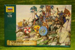 VIKINGS 1/72 Zvezda Historical & Ancient wargames 8046