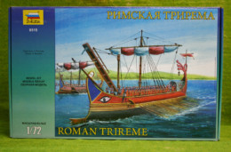 Zvezda ROMAN TRIREME 1/72 8515