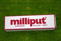 Milliput YELLOW GREY STANDARD PUTTY, FILLER Model Tools