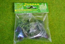 Jordan pack of 6  LARGE GREEN BUSHES wargames Scenery Nr.9D